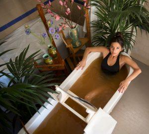 Il bagno termale per la riabilitazione