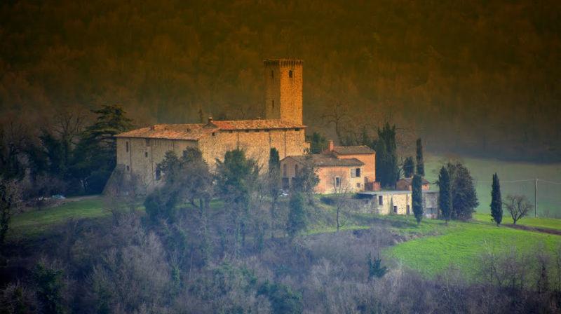 Il castello di Contignaco