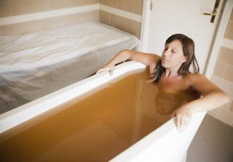Bagno termale a Salsomaggiore